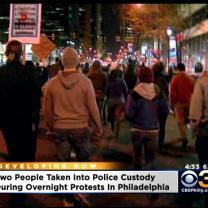 Philadelphia Police Prepared For More Protests Today