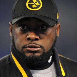 NFL Fines Steelers Coach Mike Tomlin $100,000