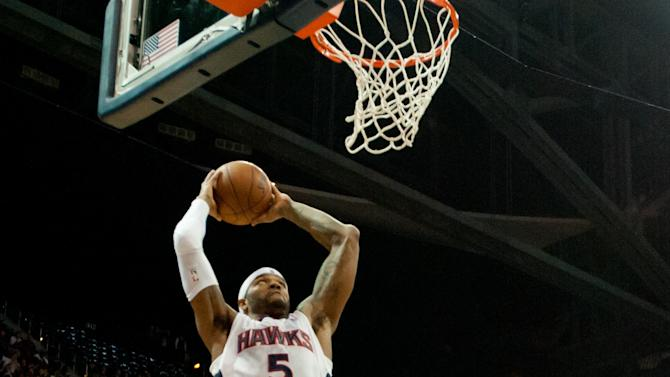 NBA: Utah Jazz at Atlanta Hawks