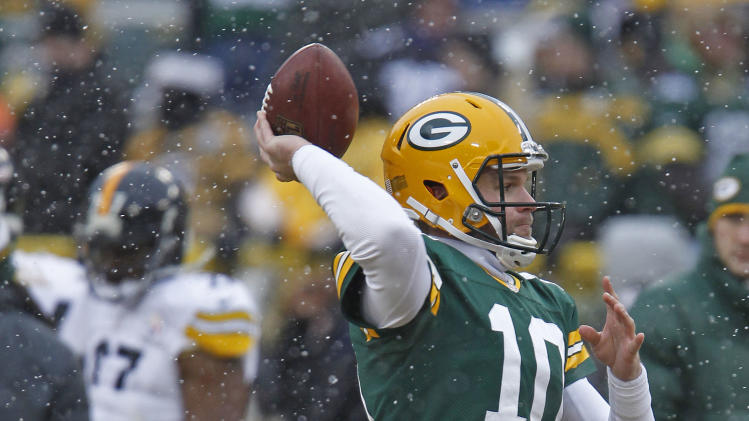 Backup QB Matt Flynn returns to Packers