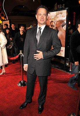 Tom Hanks at the Los Angeles premiere of Universal Pictures' Charlie Wilson's War
