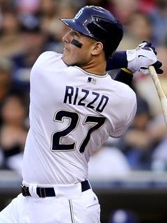 Old pals agree to trade Rizzo from Padres to Cubs
