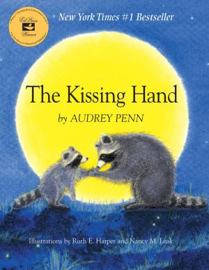 "This undated publicity photo provided by Tanglewood Press shows the cover of author Audrey Penn's book, ""The Kissing Hand."" (AP Photo/Tanglewood Press)"