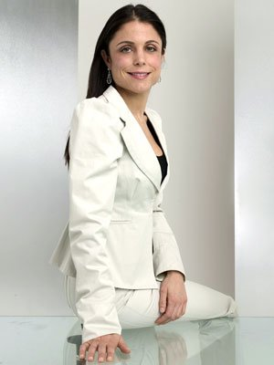 Contestant Bethenny NBC's The Apprentice: Martha Stewart