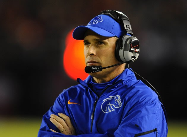Washington hires Boise State's Chris Petersen to be next head coach