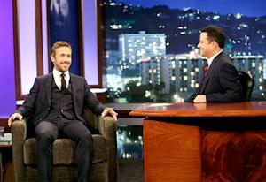Ryan Gosling: I Passed Out Girl Scout Cookies to Strangers