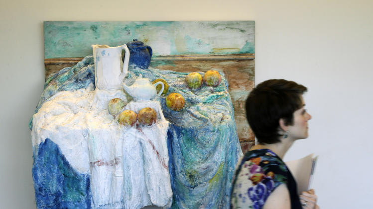 Corporations do more to put art on public display
