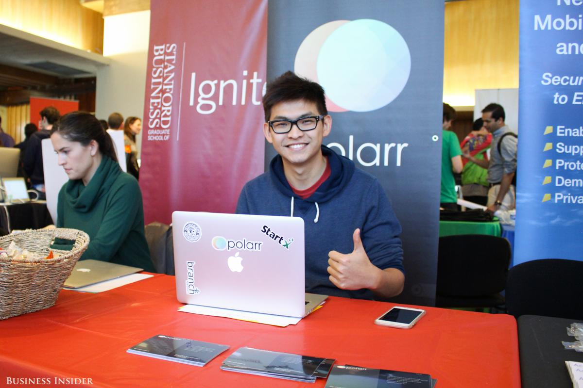 Stanford's brightest lined up to get jobs from these startups you've never heard of