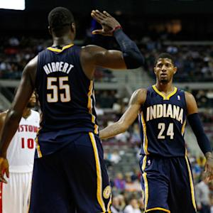 RADIO: Pacers playoff hurdle, no stopping NBA superpowers, more