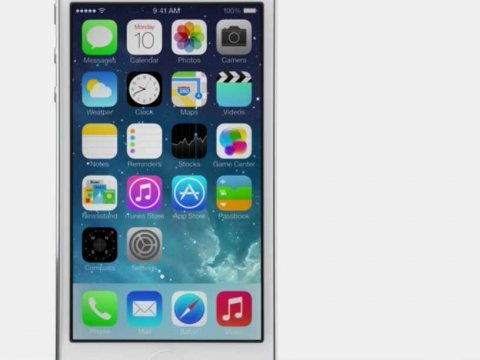 Apple WWDC iOS7 home screen icons
