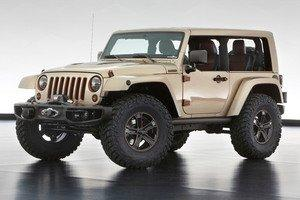 Jeep® and Mopar Reveal Six New Concept Vehicles for 47th Annual Moab Easter Jeep Safari