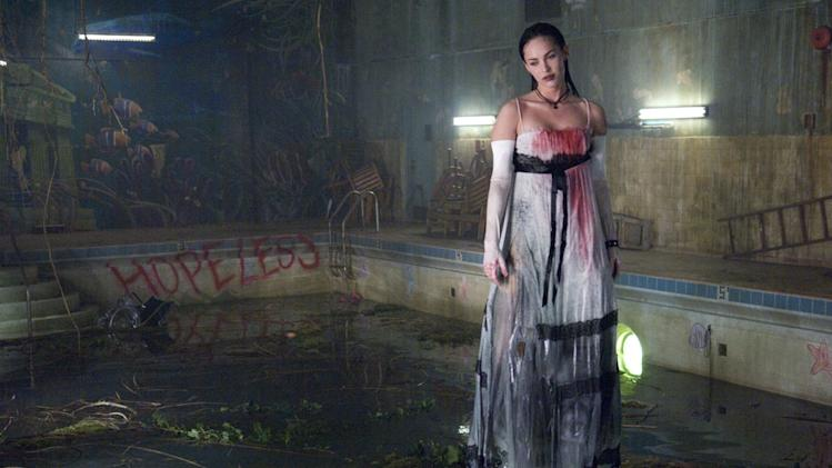 Megan Fox Jennifer's Body Production Stills 20th Century Fox 2009