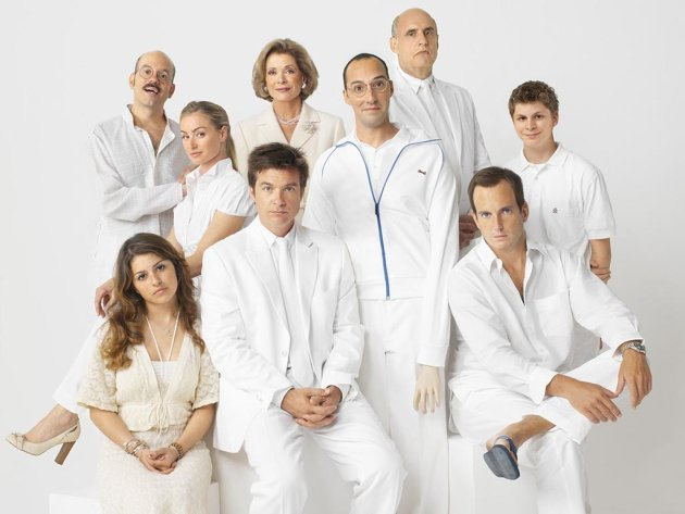 6. Arrested Development r …