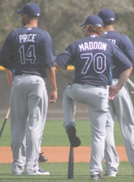 Teammates David Price & James Shields Join Historic Group of Pitchers: Fan's Look
