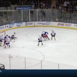 Pekka Rinne Save on Kevin Klein (12:47/1st)