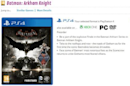 New 'Batman: Arkham Knight' Video Game Leaked