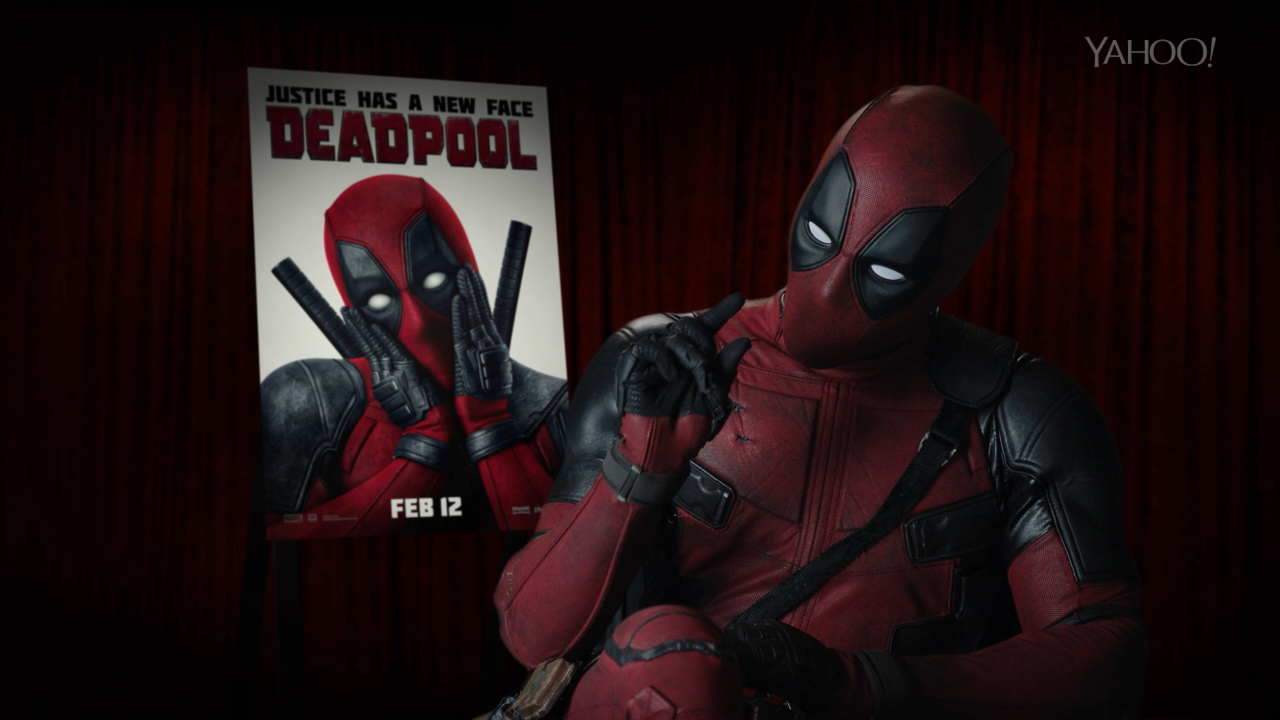 'Deadpool' Star Ryan Reynolds Totally Nails This Fake Interview