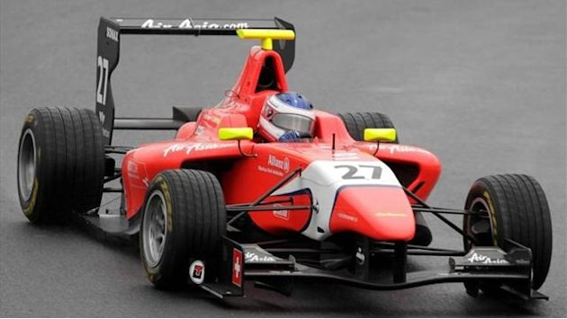 GP2 - Trummer joins Rapax for GP2
