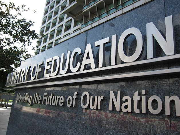 Ministry of Education will release PSLE results. (Yahoo! file photo)