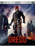 Dredd Box Art