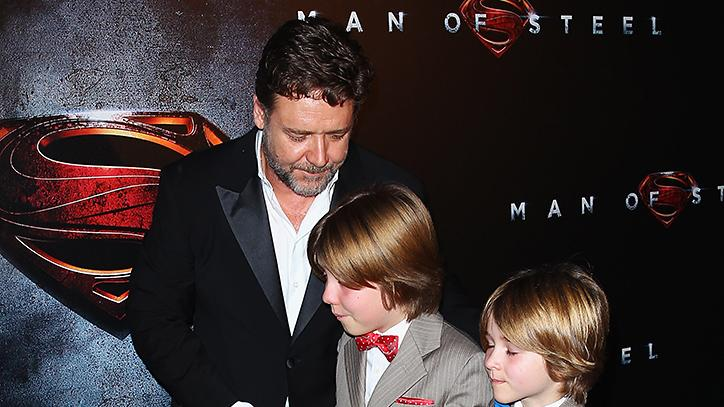 """Man Of Steel"" Australian Premiere"