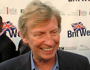 Nigel Lythgoe chats with Access at a BritWeek event in Los Angeles on April 26, 2011 -- Access Hollywood