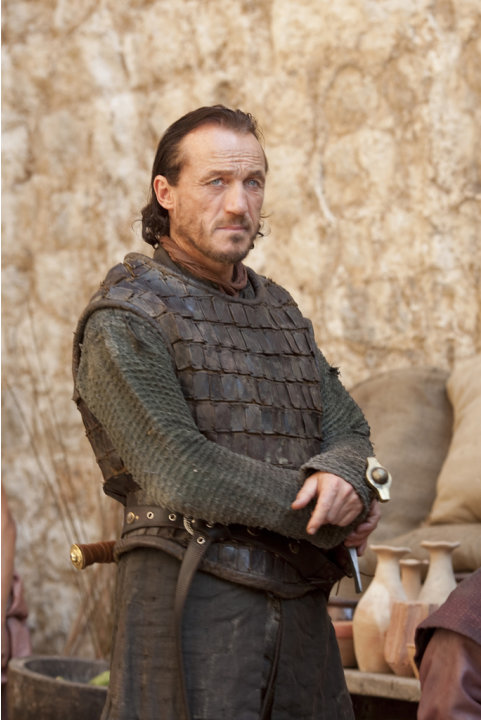 "Jerome Flynn stars as Bronn in ""Game of Thrones."""