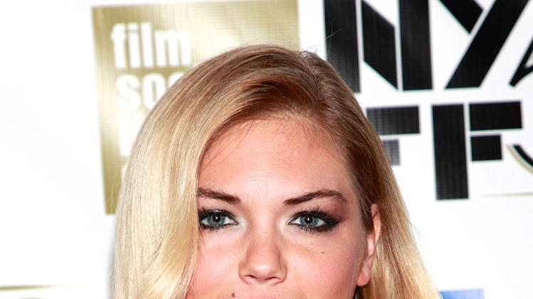 "50th New York Film Festival - ""No"" Premiere: Kate Upton"