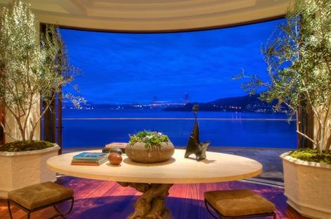 Multi-Million-Dollar Views at One of the Bay Area's Most Expensive Homes