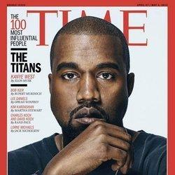 Time's Most Influential List Includes Kanye, Kim K And Laverne Cox