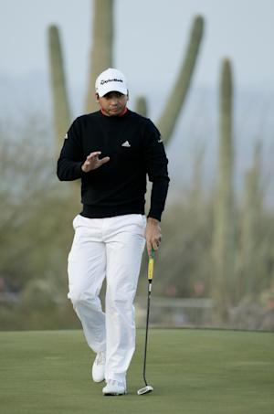 Day, Dubuissson advance to finals at Match Play