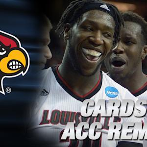Louisville & Rick Pitino Talk NC State Sweet 16 Rematch | ACC Road to Indy