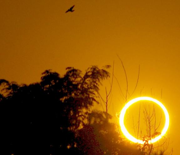 'Ring of Fire' Solar Eclipse Today: How to Watch Live