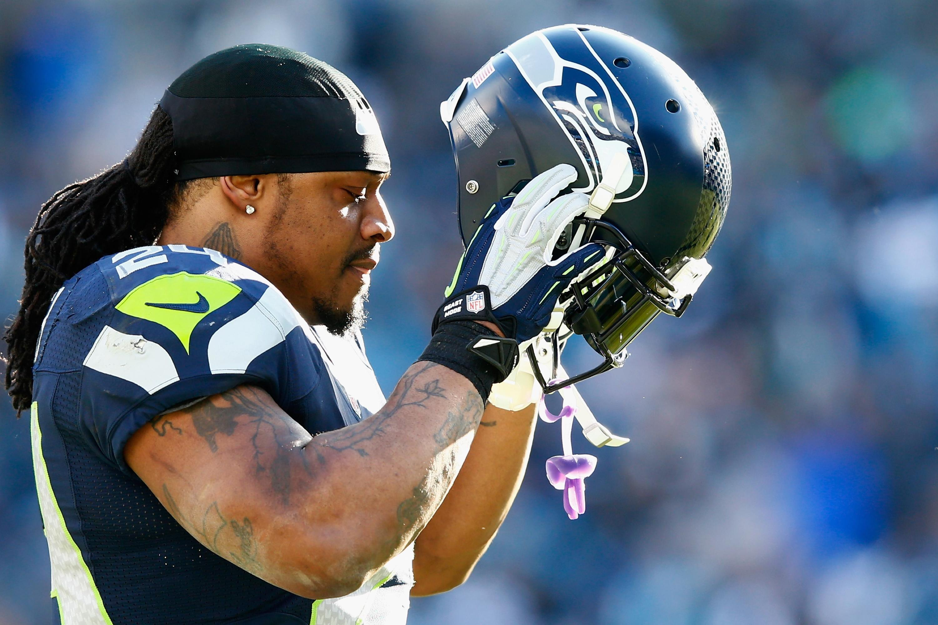 With Marshawn Lynch's retirement official, is he a Hall of Famer?