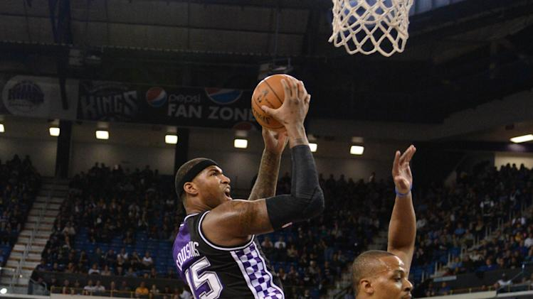 NBA: Utah Jazz at Sacramento Kings