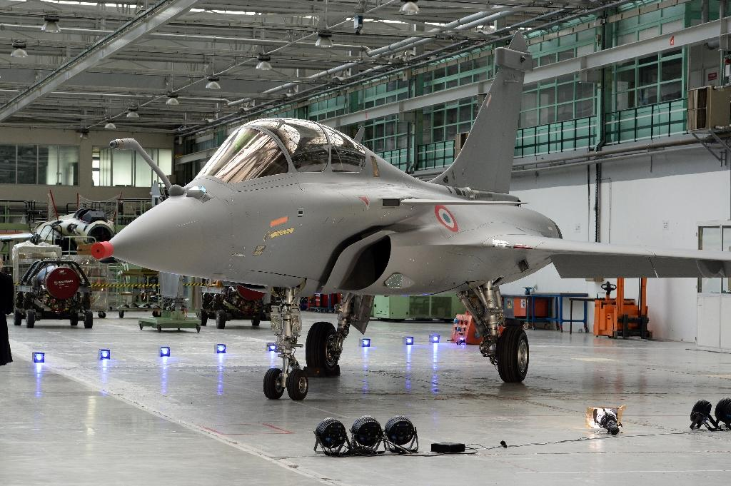 French fighter jet deal: an Indian saga