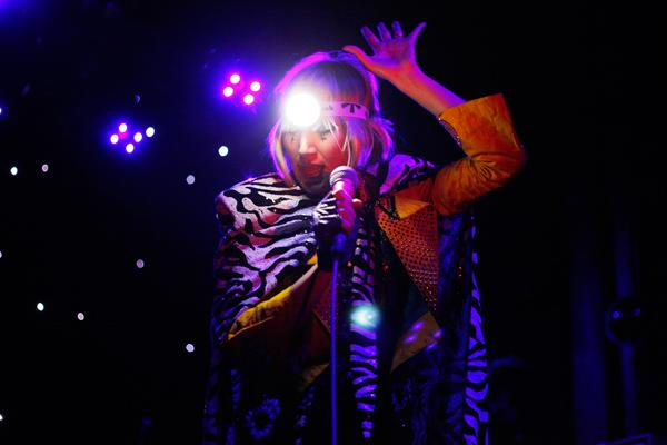 Yeah Yeah Yeahs Bring the Love in New York