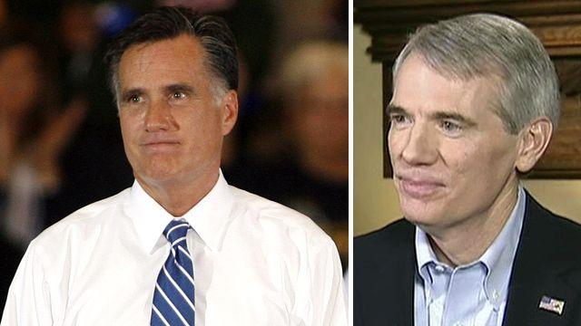 How is Ohio shaping up for Romney?