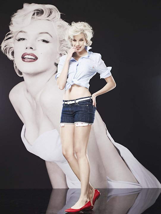 marilyn monroe collection at macys