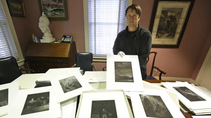 Poe Museum in Va. seeks to preserve illustrations