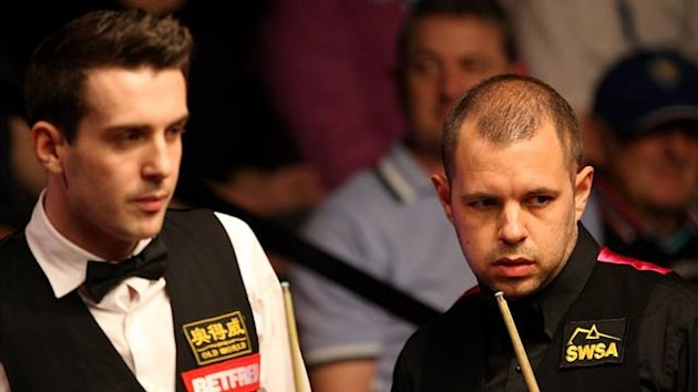 barry hawkins, mark selby