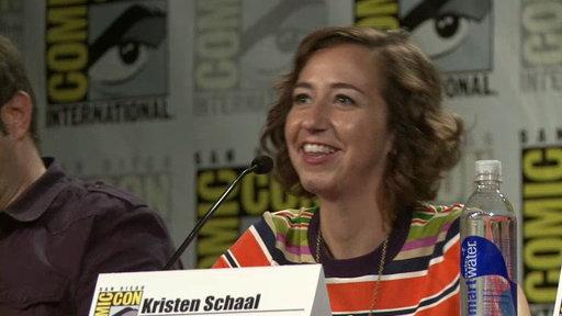 Comic-Con 2013 Panel: Returning Guest Voices