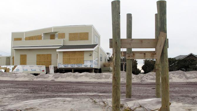 NY's Fire Island assesses future after Sandy