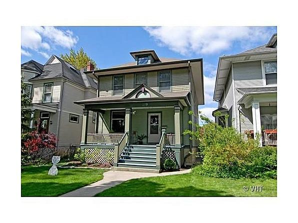 Yahoo! Homes of the Week: $600,000 homes oak park