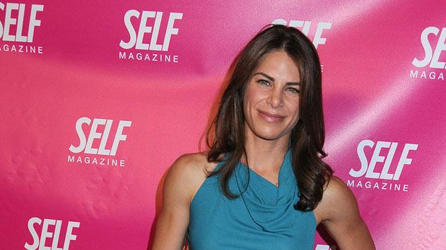 Jillian Michaels arrives at the SELF Magazine Celebration of the July 2009 L.A. Issue held at Sunset Towers on June 18, 2009 in West Hollywood, California.