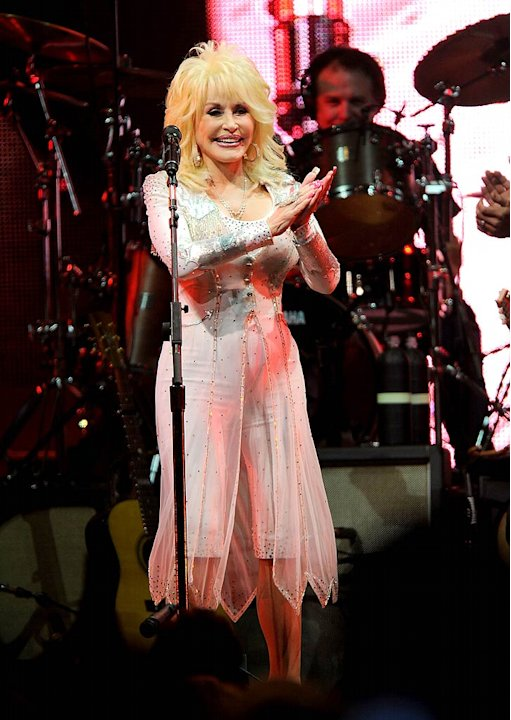 Dolly Parton Benefit Cncrt