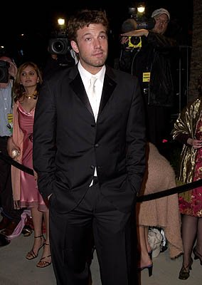 Ben Affleck 73rd Academy Awards Vanity Fair Party Beverly Hills, CA 3/25/2001