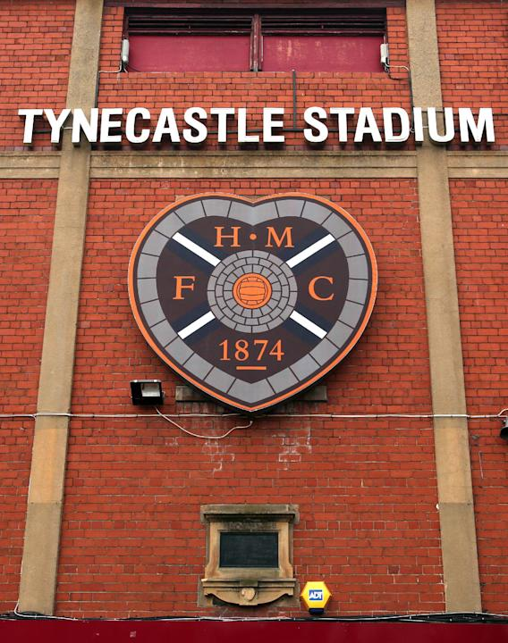 Soccer - Tynecastle General Views