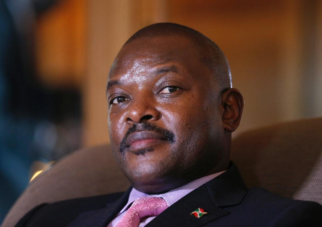 Burundi president re-election bid lost opportunity: US