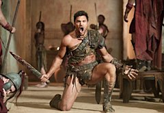 Spartacus: Vengeance, Manu Bennett | Photo Credits: Starz Entertainment
